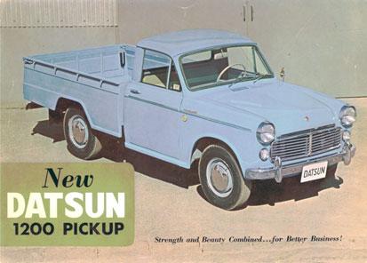 Datsun Mini
